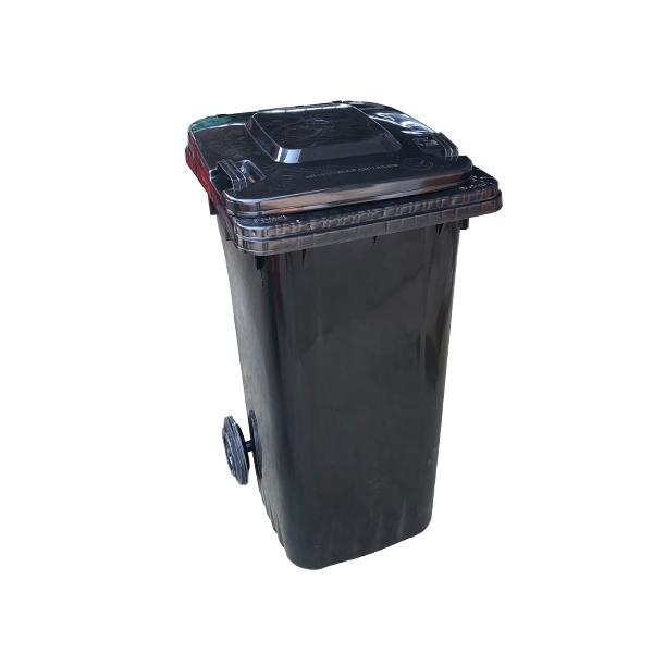 带轮式垃圾桶