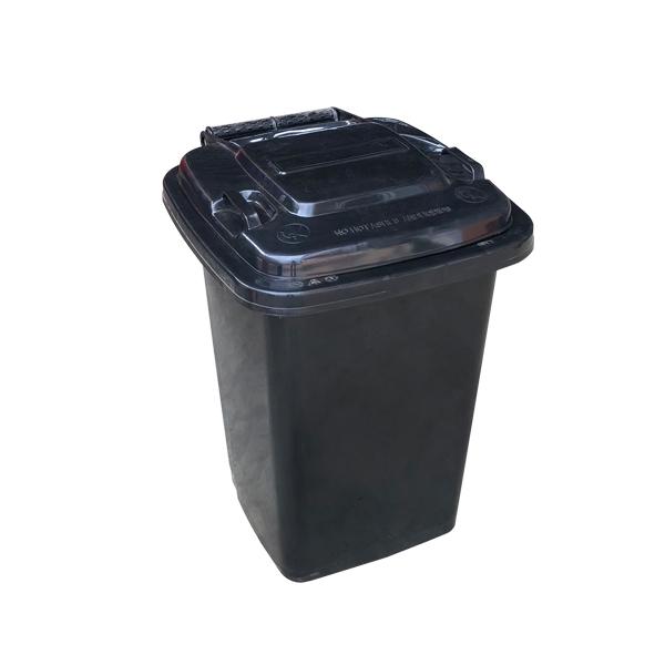 轮式户外垃圾桶