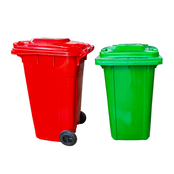 户外垃圾桶的摆放规律是什么?